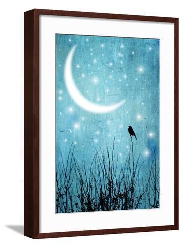Moonlight Sonata-Marta Nardini-Framed Art Print