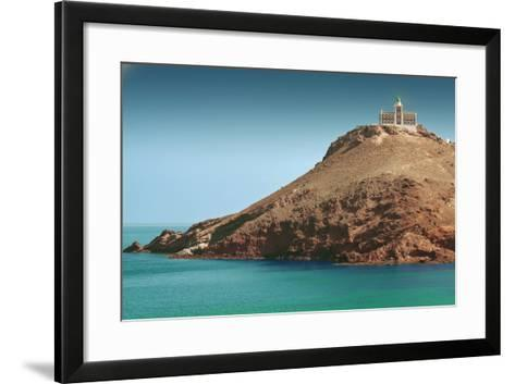 View-Fotograf??a digital-Framed Art Print