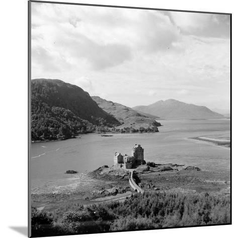 Loch Ness-Three Lions-Mounted Photographic Print