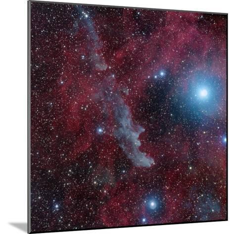 Witch Head Nebula (Ic2118)-Image by Marco Lorenzi, www.glitteringlights.com-Mounted Photographic Print