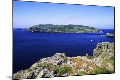 Calf of Man, Uninhabited Island, Nature Reserve-Neil Holmes-Mounted Photographic Print