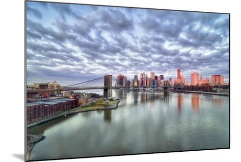 New York City-Photography by Steve Kelley aka mudpig-Mounted Photographic Print