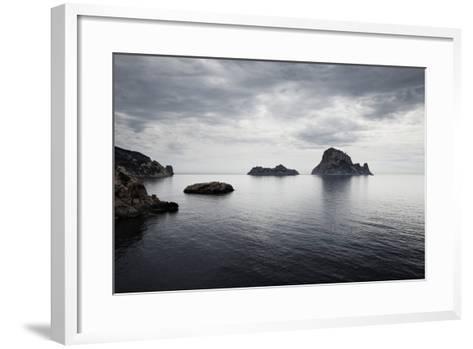 Es Vedranell and Es Vedra Islands-Jorg Greuel-Framed Art Print