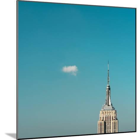 Usa, New York City, Empire State Building Pinnacle-Tetra Images-Mounted Photographic Print