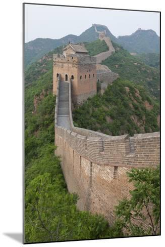 Great Wall, China-Uschools University Images-Mounted Photographic Print