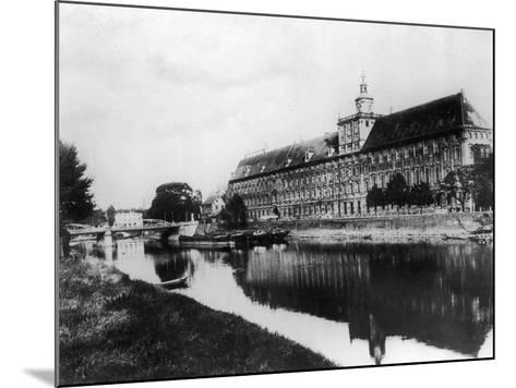Wroclaw University-Hulton Archive-Mounted Photographic Print