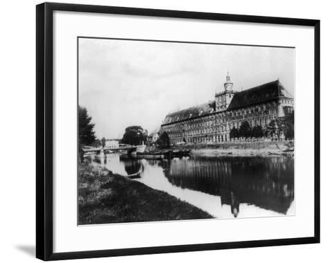 Wroclaw University-Hulton Archive-Framed Art Print