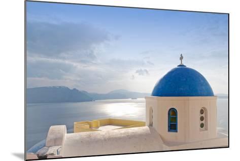 Santorini Landscape.-Manel PhotoArte-Mounted Photographic Print