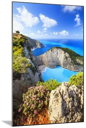 Navagio Bay-Evgeni Dinev Photography-Mounted Photographic Print