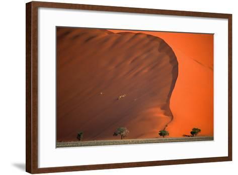 Namib Desert-Vittorio Ricci - Italy-Framed Art Print