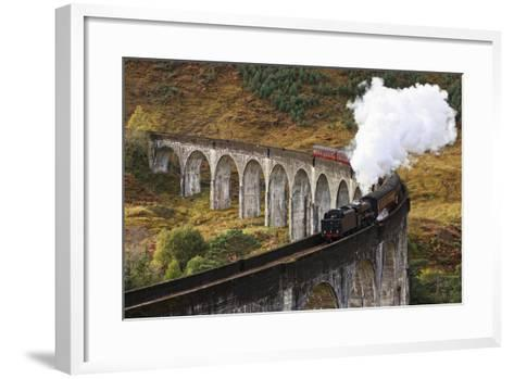 Jacobite Express-David Cation Photography-Framed Art Print