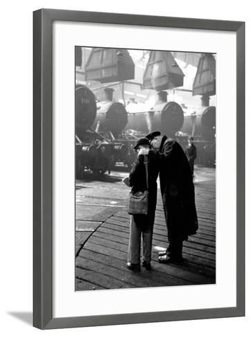 Train Depot-Thurston Hopkins-Framed Art Print