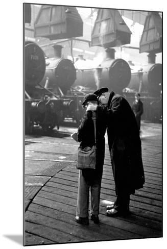 Train Depot-Thurston Hopkins-Mounted Photographic Print