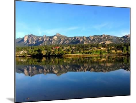 Lake Estes-Sandra Leidholdt-Mounted Photographic Print