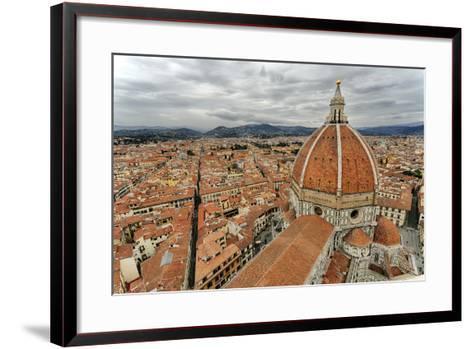 Santa Maria Del Fiore-Photo by cuellar-Framed Art Print