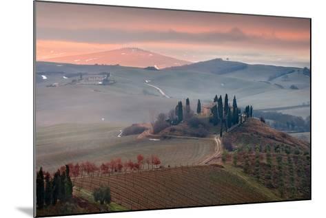 Podere Belvedere-Photographer  Renzi Tommaso tommyre00@hotmai-Mounted Photographic Print