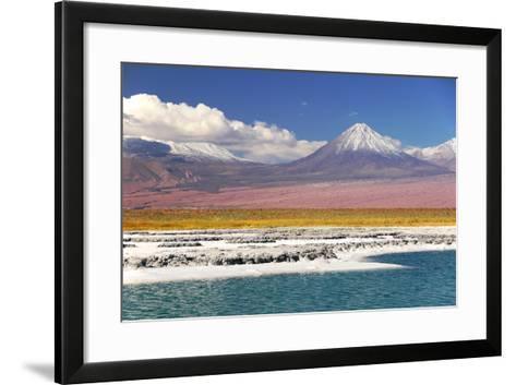 Volcan Licancabur-Leonid Plotkin-Framed Art Print