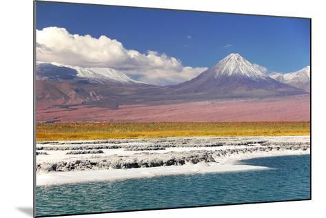 Volcan Licancabur-Leonid Plotkin-Mounted Photographic Print