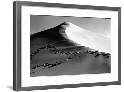Death Valley Dune-Three Lions-Framed Art Print