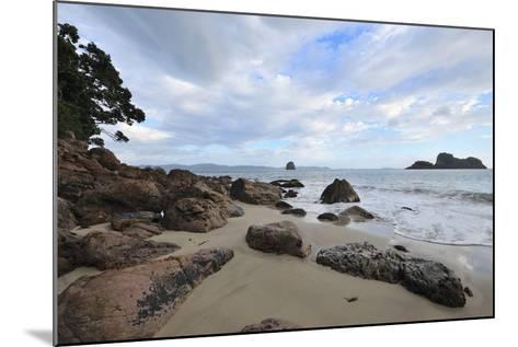 Beach on the Morning-Raimund Linke-Mounted Photographic Print
