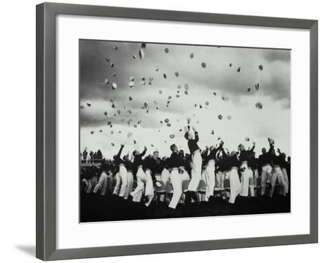 Graduation Day-Keystone-Framed Art Print