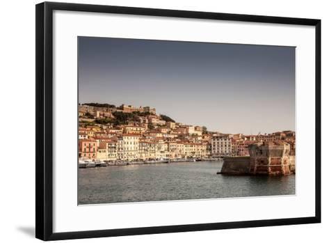 Portoferraio, Elba Island, Tuscany, Italy-Cultura Travel/WALTER ZERLA-Framed Art Print