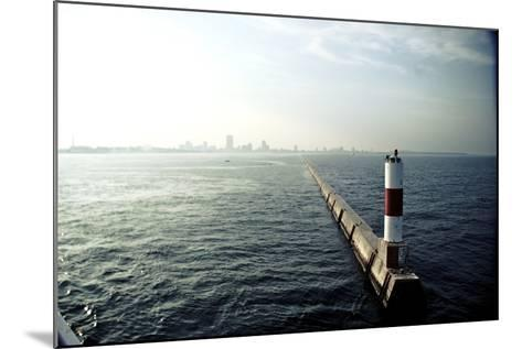 Milwaukee Harbor-Chad VanWalsum-Mounted Photographic Print