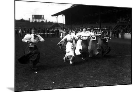 Pie Race-Hulton Archive-Mounted Photographic Print