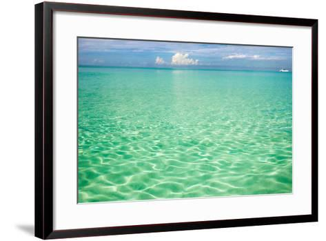 Seven Mile Beach, Negril, Jamaica-Cultura Travel/Karen Fox-Framed Art Print