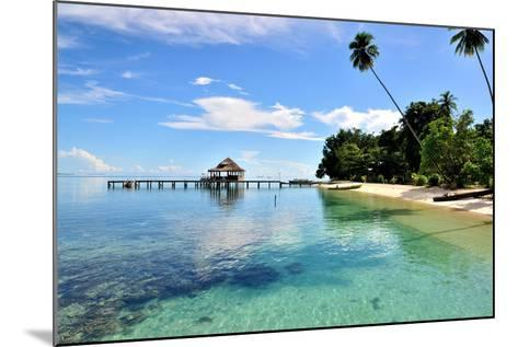 Ora Beach Moluccas Indonesia-Barry Kusuma-Mounted Photographic Print