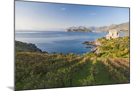 Carpino Bay, Scalea, Calabria, Italy-Peter Adams-Mounted Photographic Print