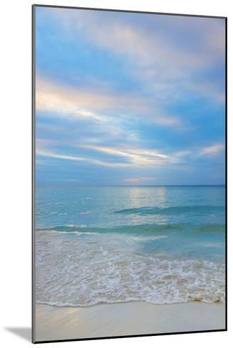 Jamaica, Seascape at Sunset-Tetra Images-Mounted Photographic Print