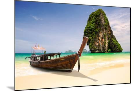 Railay Beach-Patrick Foto-Mounted Photographic Print
