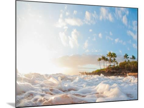 Sunset at Poolenapena-M Swiet Productions-Mounted Photographic Print
