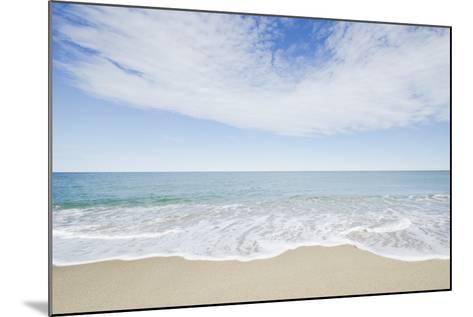 Empty Beach, Nantucket-Nine OK-Mounted Photographic Print
