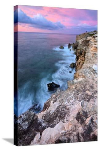 South Island Morning Seascape, Kauai, Poipu, Hawaii Islands-Vincent James-Stretched Canvas Print