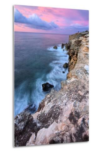 South Island Morning Seascape, Kauai, Poipu, Hawaii Islands-Vincent James-Metal Print