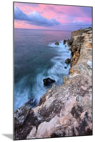 South Island Morning Seascape, Kauai, Poipu, Hawaii Islands-Vincent James-Mounted Photographic Print