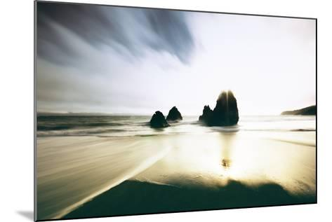 Dynamic Beach Light, Rodeo Beach Marin Headlands, Bay Area-Vincent James-Mounted Photographic Print