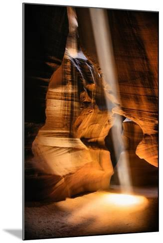 Beneath The Earth, Antelope Canyon, Southwest US, Page, Arizona, Navajo-Vincent James-Mounted Photographic Print
