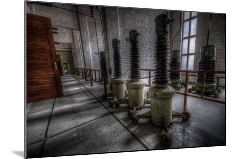 Haunted Interior-Nathan Wright-Mounted Photographic Print