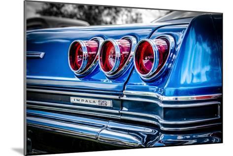 Classic American Automobile-David Challinor-Mounted Photographic Print