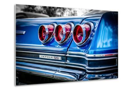 Classic American Automobile-David Challinor-Metal Print