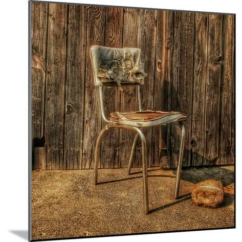 Abandoned Chair-Florian Raymann-Mounted Photographic Print