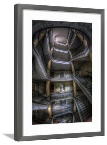 Haunted Interior-Nathan Wright-Framed Art Print