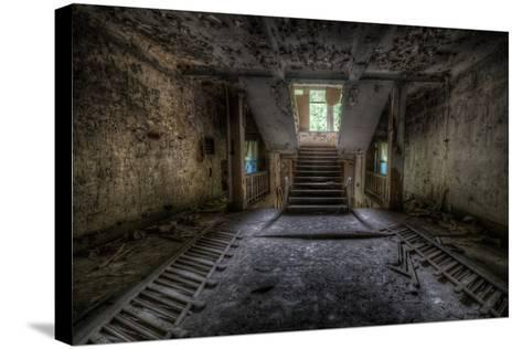 Haunted Interior-Nathan Wright-Stretched Canvas Print