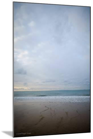 Coastal Scenery in England-David Baker-Mounted Photographic Print
