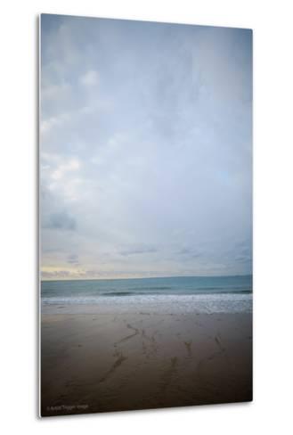 Coastal Scenery in England-David Baker-Metal Print