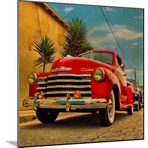 Vintage Classic Truck-Salvatore Elia-Mounted Photographic Print