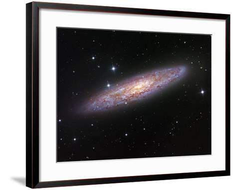 Ngc 253, the Sculptor Galaxy-Robert Gendler-Framed Art Print